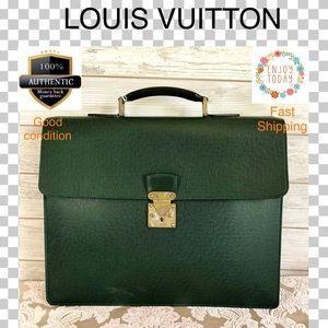 🌻💯 Louis Vuitton Business Bag Serviette Kourad